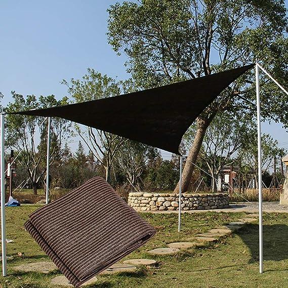 GDMING Red de sombreado para jardinería con protección contra Sombras y procesamiento de Rayos UV, Agujero de Metal Reforzado con ángulo de poliéster Grueso, 23 tamaños: Amazon.es: Jardín