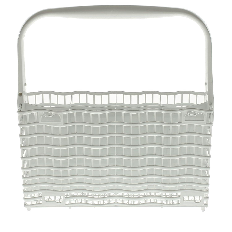 Spares2go delgado - Cesta para cubiertos jaula & mango para ...
