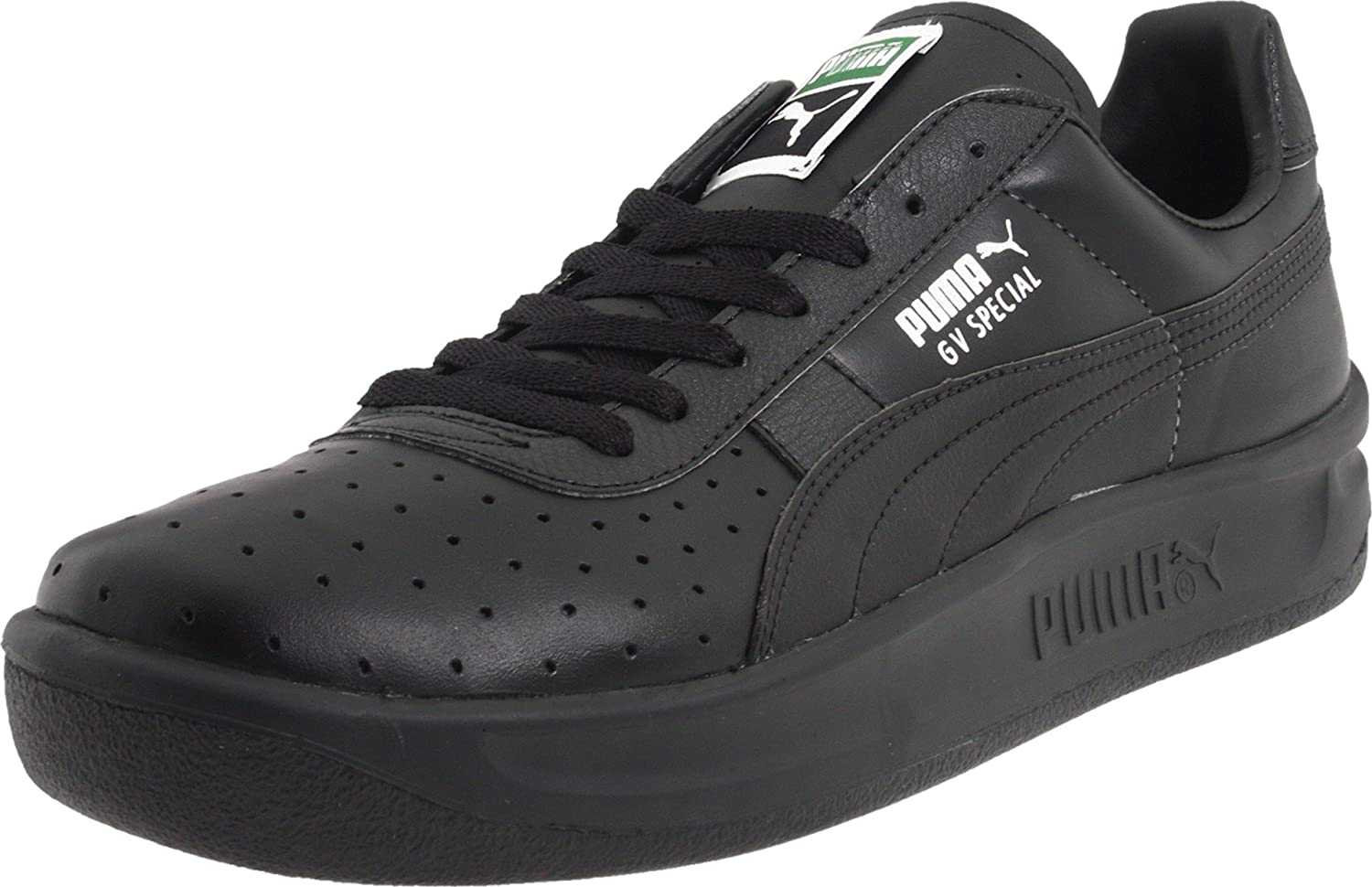 PUMA Men's GV Special Fashion Sneaker B0058XIOLG 9 D(M) US|Black/Black