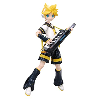 Good Smile Vocaloid: Kagamine Len Figma Action Figure: Toys & Games