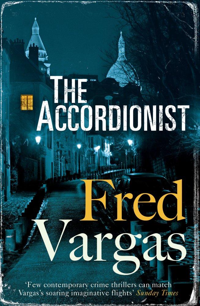 dc854518e8 The Accordionist  Amazon.co.uk  Fred Vargas
