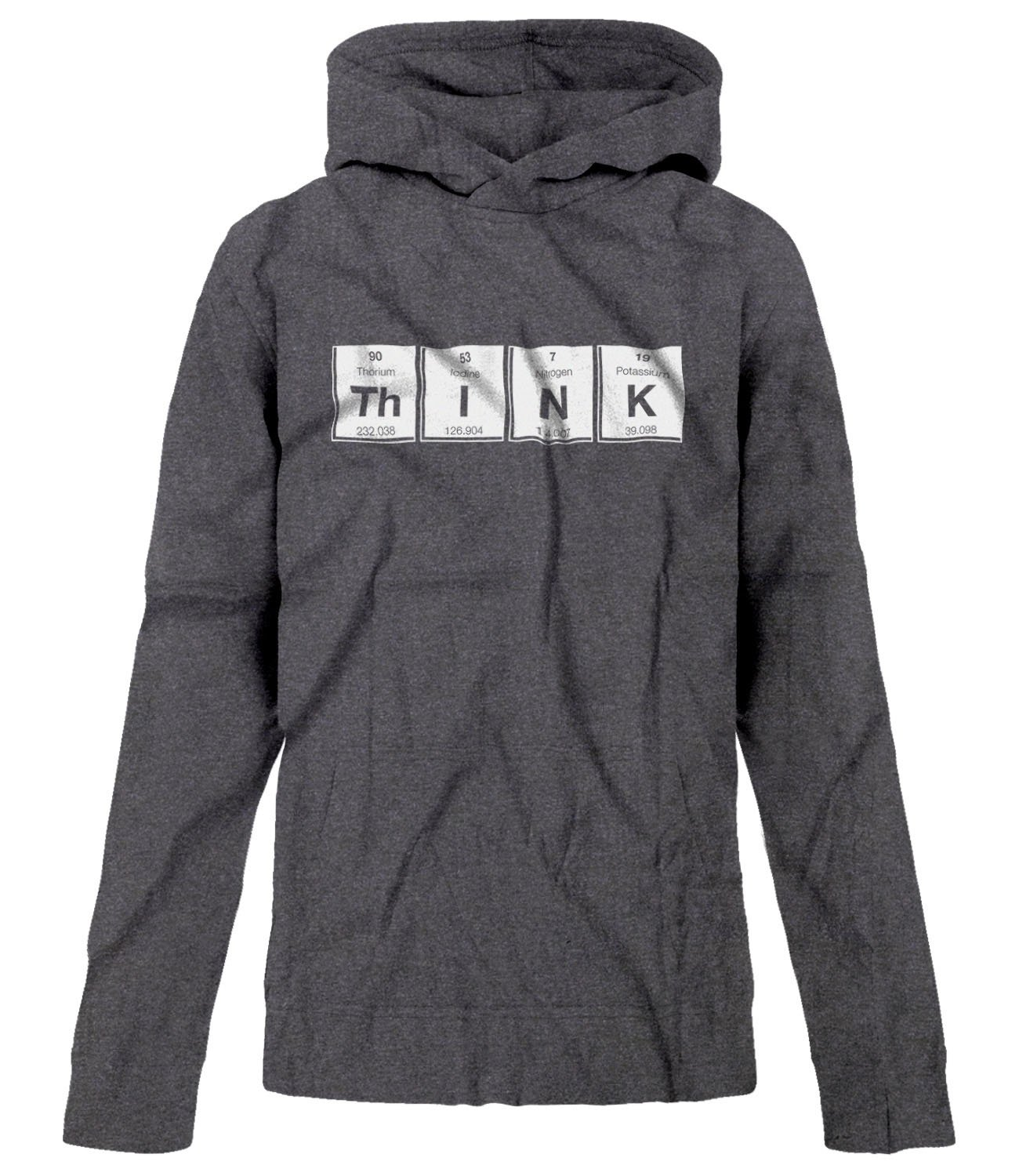 BSW Youth Boys Think Periodic Table of Elements Science Hoodie 1449-1HPY
