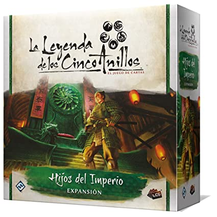 Amazon.com: Fantasy Flight-L5R: Son del Imperio-Spanish ...