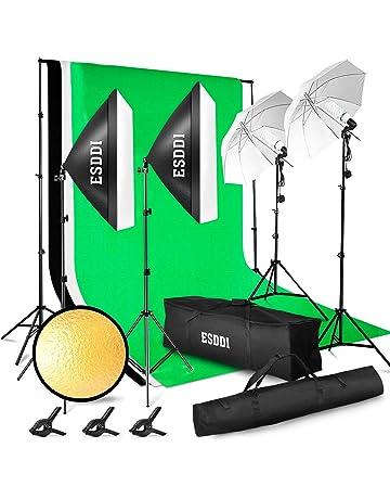 Estudio de fotografía e iluminación | Amazon.es