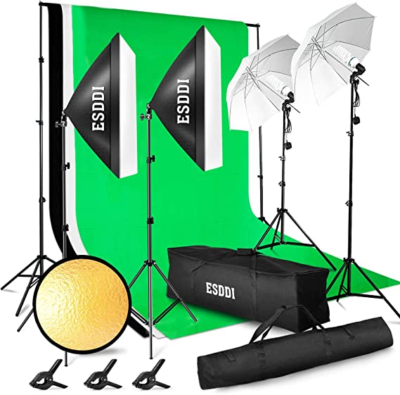 ESDDI Lighting Kit