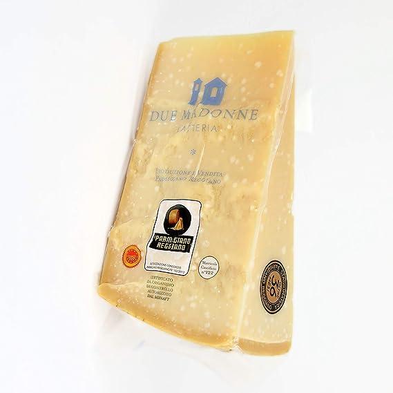 PARMIGIANO REGGIANO (Queso parmesano reggiano) DOP 36 MESES: Amazon.es: Alimentación y bebidas