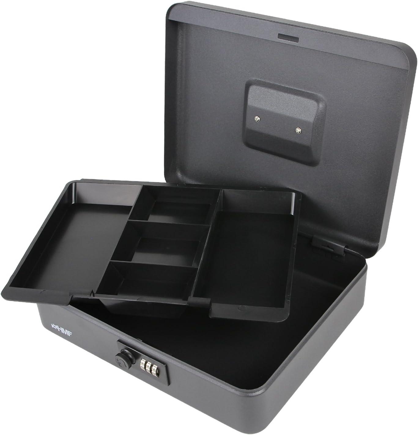 HMF 10017-02 Caja de caudales, cerradura de combinación 30 x 24 x ...