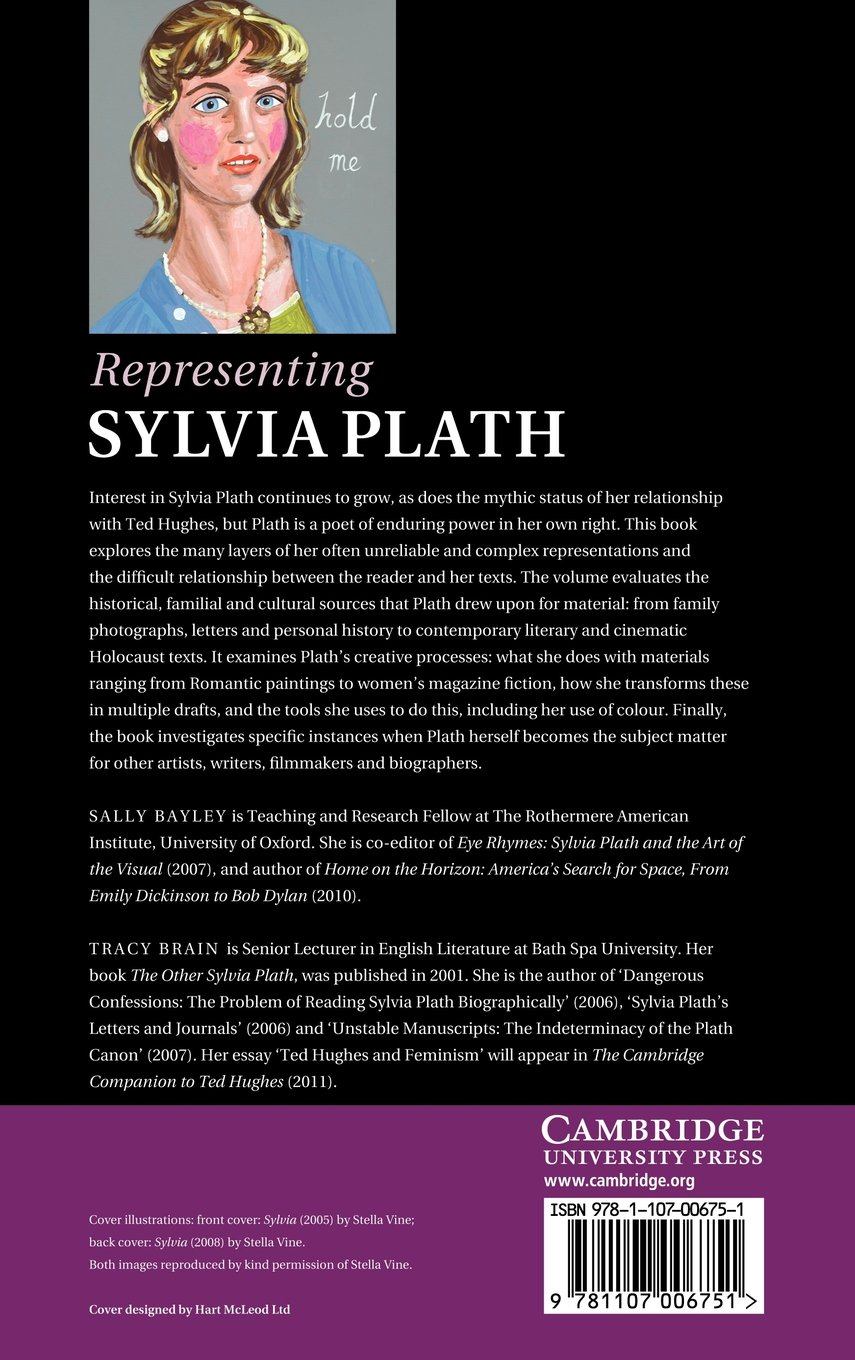 representing sylvia plath amazon co uk sally bayley tracy brain representing sylvia plath amazon co uk sally bayley tracy brain 0001107006759 books