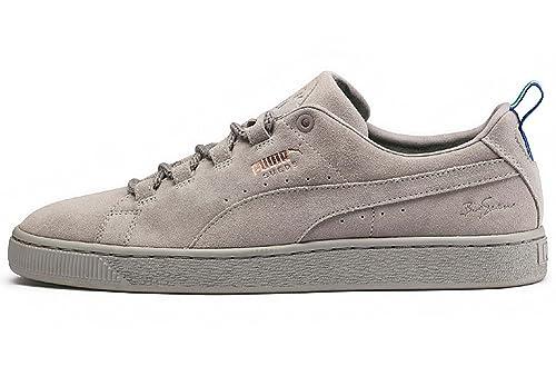 la meilleure attitude c8768 d08a4 Puma Suede Big Sean Chaussures Ash/Ash: Amazon.fr ...