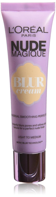L'Oreal Paris Nude Magique Blur Cream Light Medium 25ml L' Oréal Paris 3600522594024