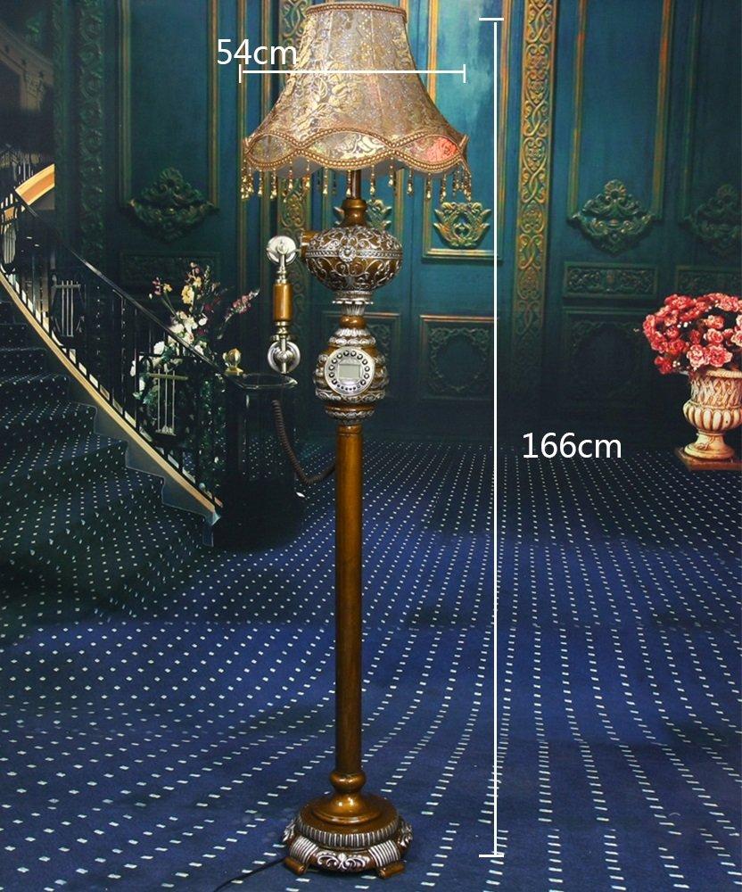 Amazon.com: Lámpara de pie para sala de estar, estilo ...