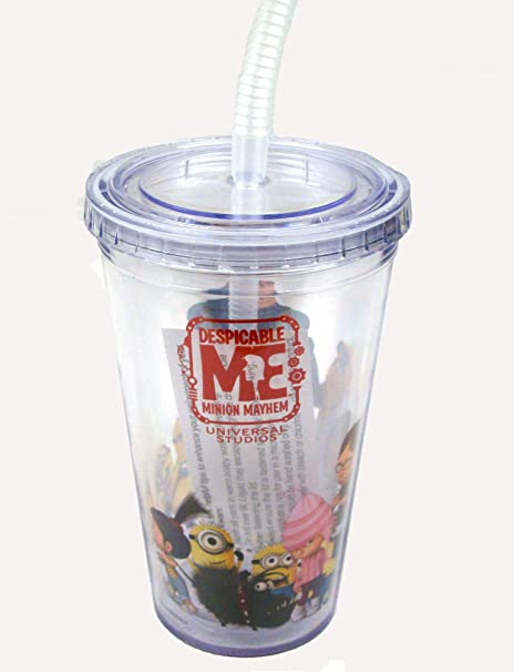 universal studios florida minion mayhem despicable me large 16 oz