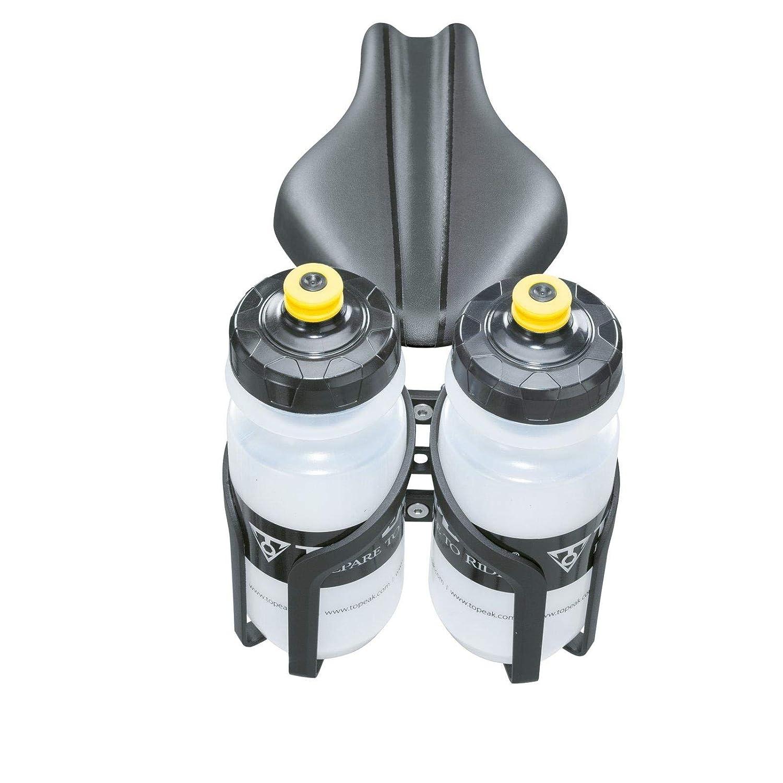 TOPEAK Tri-Backup Pro I Porta-Botellas Ciclismo Unisex ...