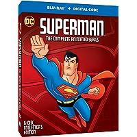 Superman: The Complete Animated Series (Blu-ray+Digital)