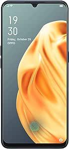 Oppo F15 Dual Sim 128GB, 8GB RAM, 4G/LTE Black