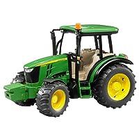 BRUDER - 02106 - Tracteur JOHN DEERE 5115M - Vert