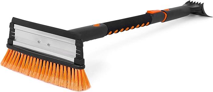 Top 10 Birdrock Home Extendable Moover Scraper