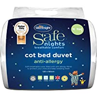 Silentnight Safe Nights Anti-Allergy Cot Bed