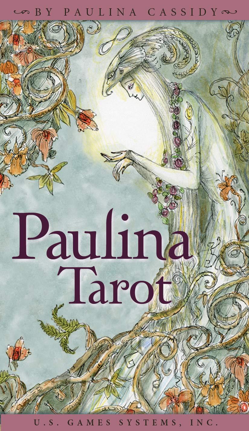 Paulina Tarot: Paulina Cassidy: 8601200630763: Amazon.com: Books