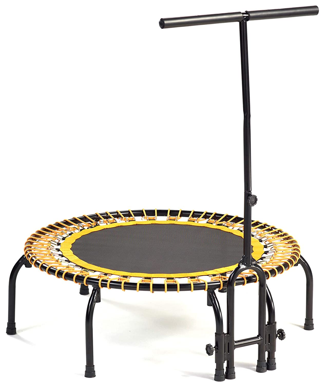 KANGUI - Mini trampolín Fitness TitBodi con un diámetro de ø100 ...