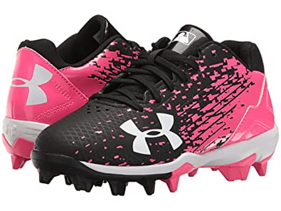 Under Armour Baseball Cleats Shoes UA Leadoff Low RM JR Various Sizes