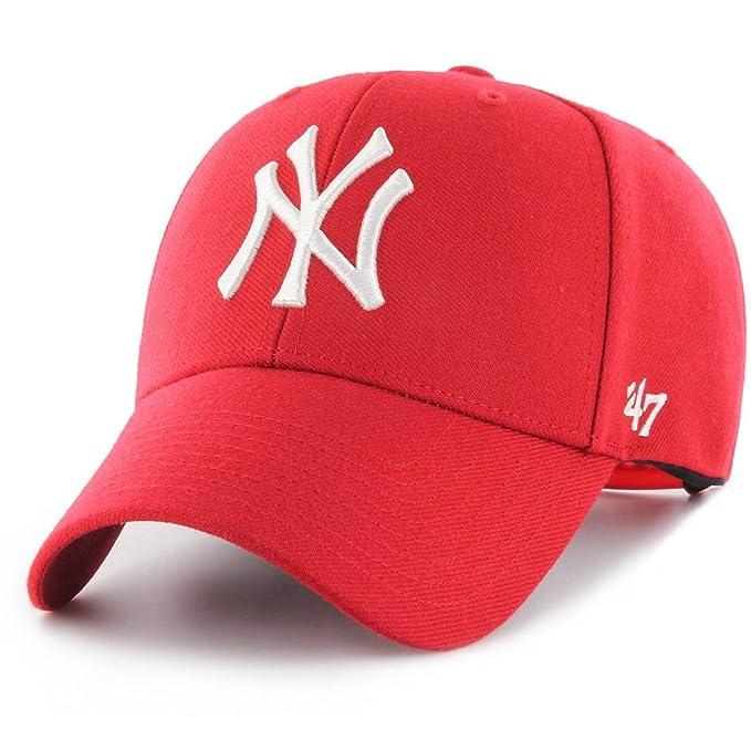 NY Gorra 47 Brand - Algodón Hombre talla: Talla única: Amazon.es ...