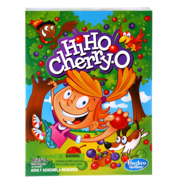 Hasbro Has-A4755-0000 Hi Ho Cherry-O