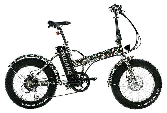 Tucano Bikes Monster 20. Bicicleta Eléctrica 20