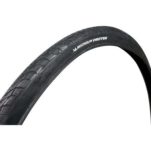 Michelin Protek Cubierta, Adultos Unisex, Negro, 700 x 35C: Amazon ...