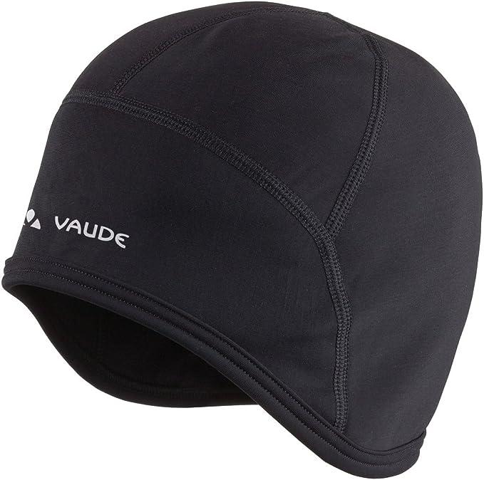 Größe M Bike Windproof Cap III 56-58 cm Farbe: black//chute VAUDE