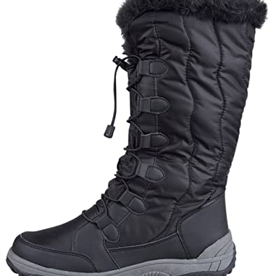 Amazon.com | Mountain Warehouse Womens Snowbank Long Snow Winter ...