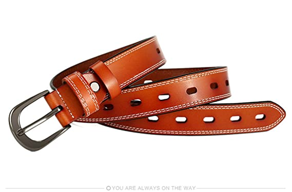 Cinture,Fibbie per cinture,NEW Good Women Belts Cow Genuine