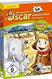 Oscar, der Ballonfahrer entdeckt Afrika