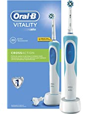 Oral-B Vitality, Cepillo De Dientes Eléctrico, CrossAction