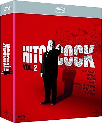 Pack: Hitchcock - Volumen 2 [Blu-ray]: Amazon.es: Varios, Alfred ...