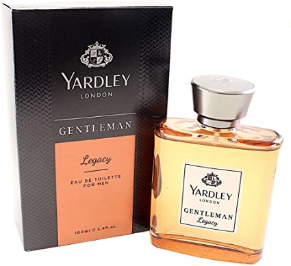 Yardley Gentleman Legacy Eau De Parfum