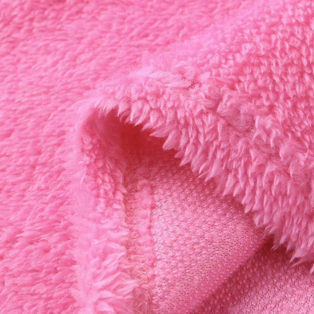 Yezijin Women Ladies Arctic Velvet Solid Color Round Neck Long Sleeve Sweater Blouse 2019 New