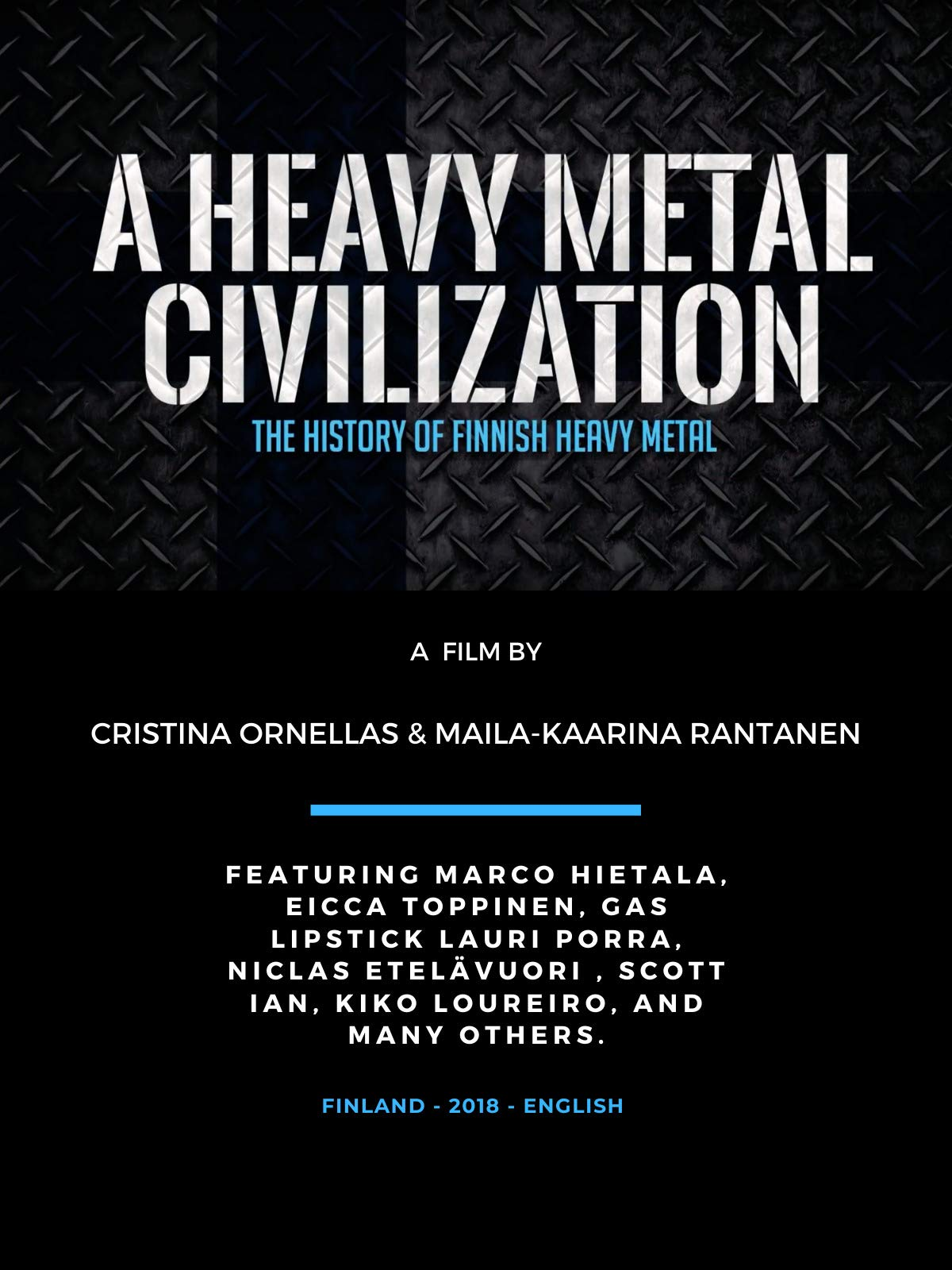 A Heavy Metal Civilization - The History of Finnish Heavy Metal on Amazon Prime Video UK