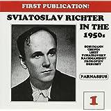 Sviatoslav Richter in the 1950s, Volume 1