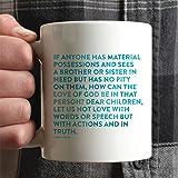 Andaz Press 11oz. Coffee Mug Gift, Bible