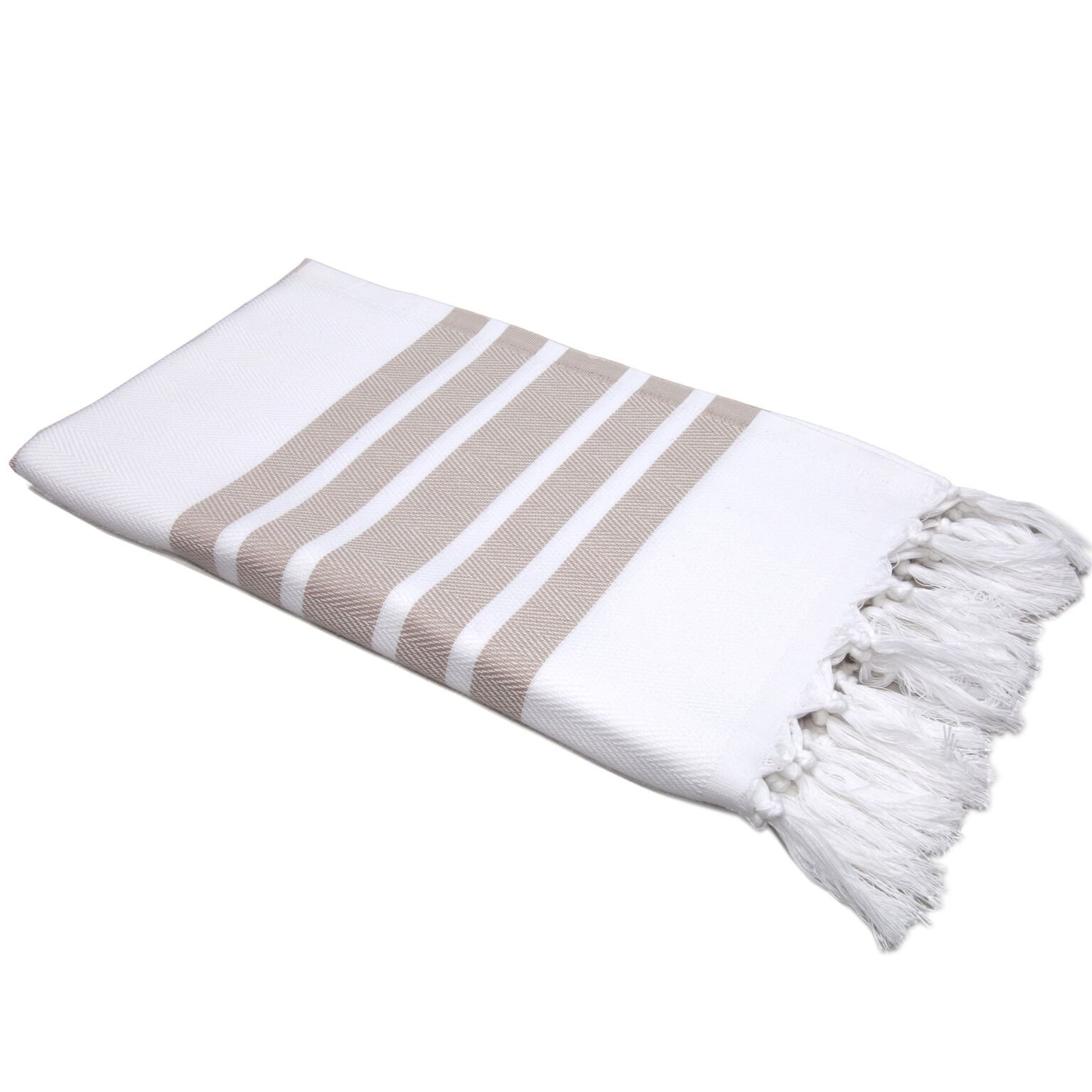Linum Home Textiles Turkish Cotton Herringbone Pestemal, Peshtemal, Fota Beach Bath Towel by Linum Home Textiles