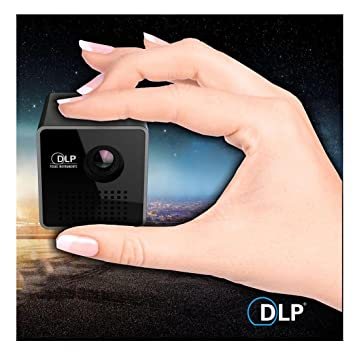 Yistu G1 Caliente! Barato! Mini Proyector DLP 800: 1 Android ...