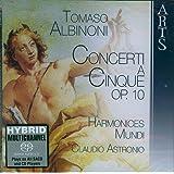 Concerti A Cinque Op.10