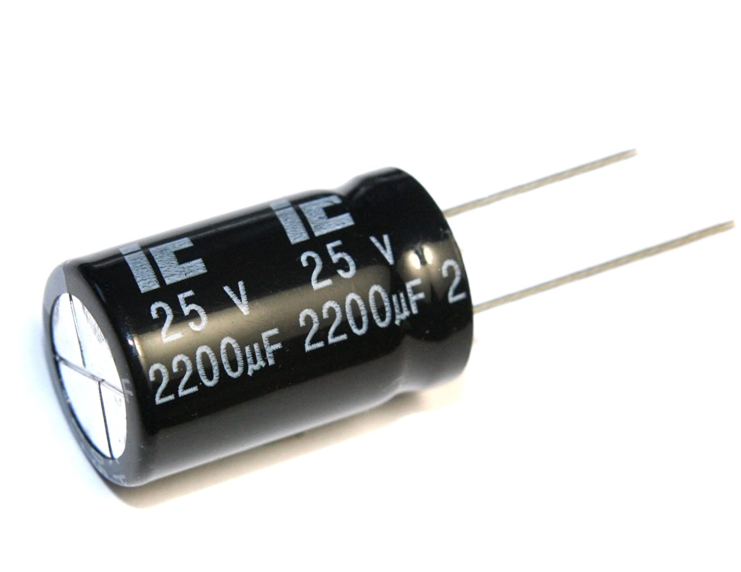 ILLINOIS CAPACITOR Electrolytic 1500UF 50V 20/% 105 °C  **NEW**  Qty.2
