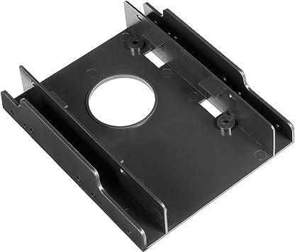 "2.5/"" to 3.5/"" HDD//SSD Hard Drive Internal Adapter Mounting Kit Bracket Converter"