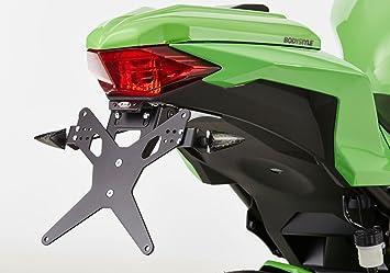 Protech Edition Nummernschildhalter Profi Line Kawasaki Z 800 2013- ZR 800A