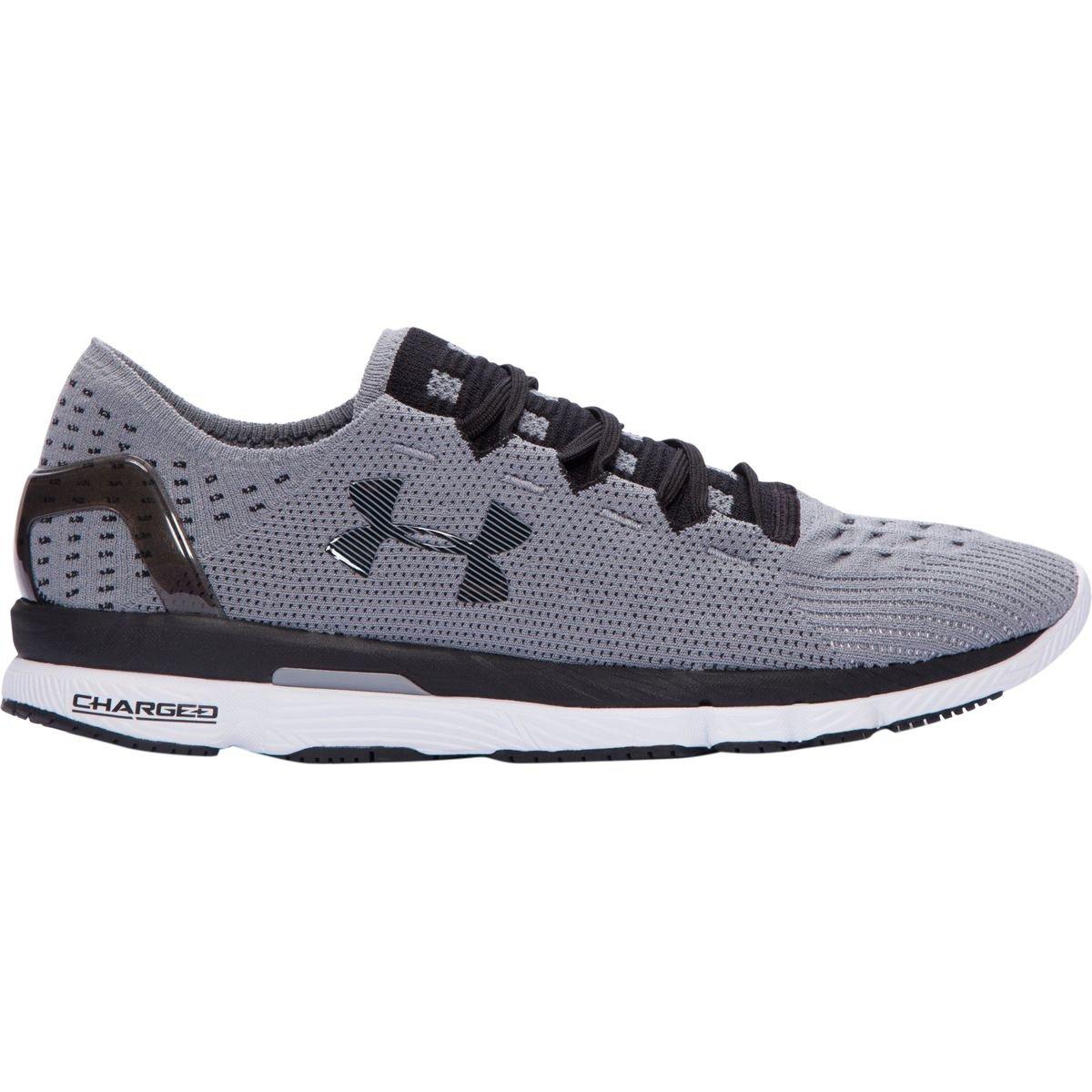 Under Armour Men's UA Speedform Slingshot Running Shoes B01CKKJD5U 9.5 D(M) US|Grey/White