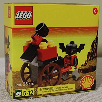 LEGO Castle Fright Knights Catapult Cart 2540: Toys & Games