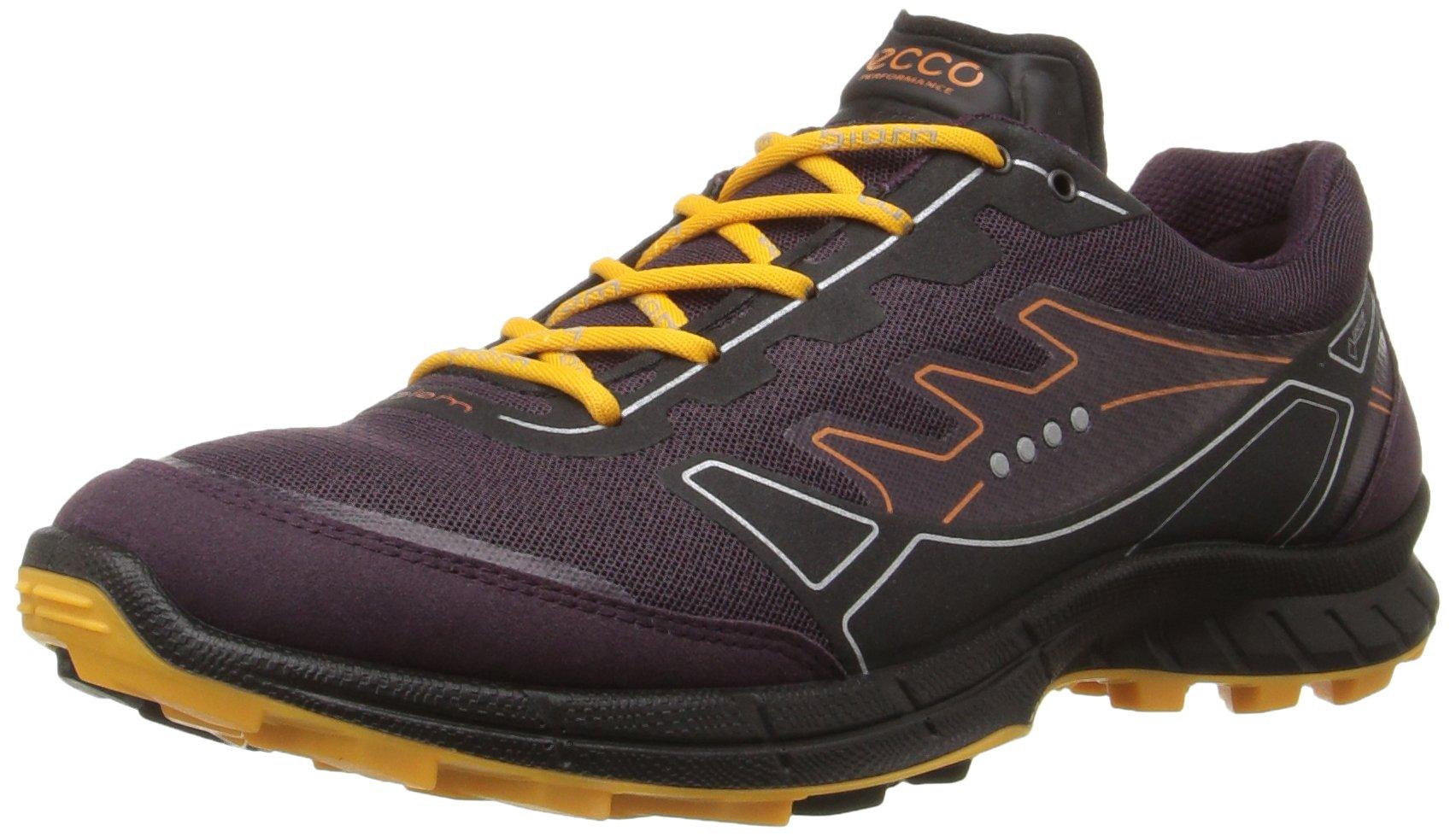 ECCO Women's Biom FL Gore-Tex-W Trail Running Shoe, Mauve/Fanta, 42 EU/11-11.5 M US