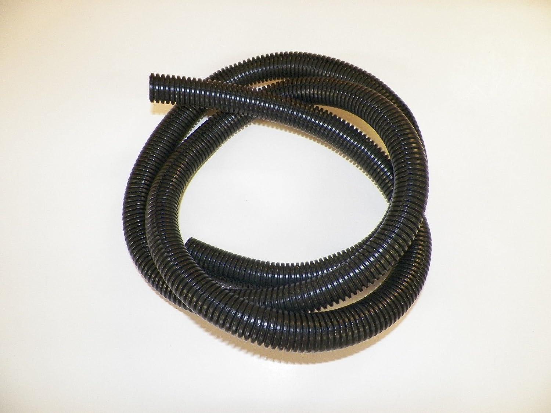 Cheap Black Flex Split 5 Feet Wire Loom Tubing Sleeve Sheathing Wiring Cover